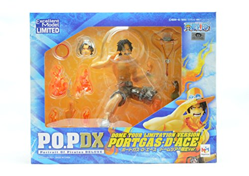 One Piece LIMITED Portgas D. Ace Dome Tour Limitation Vers. Portrait of Pirat... (japan import)