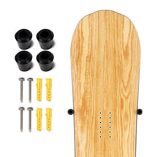 XCMAN Snowboard Skateboard Wandhalterung Bullet Display Hanger Indoor Snowboard Storage Racks