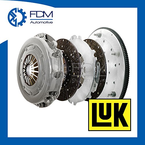 LuK 600015800 Repset Dmf Kit de Embrague