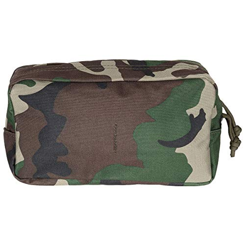 poche multi-usage 'Molle', grand, Couleur:woodland