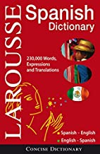 Larousse Concise Dictionary: Spanish-English / English-Spanish