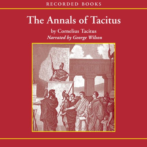 The Annals of Tacitus: Excerpts audiobook cover art