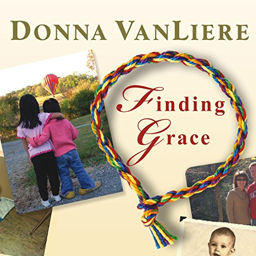 Finding Grace audiobook cover art