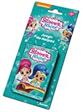 Shimmer and Shine Shimmer & Shine Baraja de Cartas Infantil, Multicolor (Naipes...