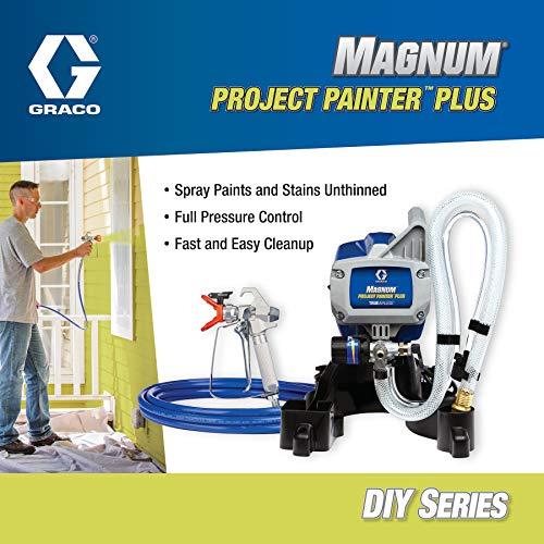 Graco Magnum 257025 Project Painter Plus Paint Sprayer
