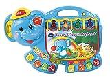 VTech Touch and Teach Elephant Book , Blue