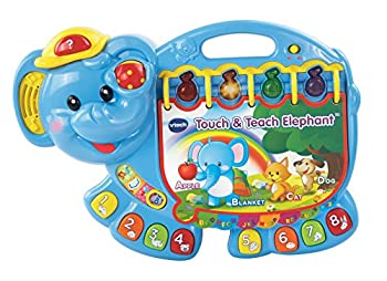 vtech touch and teach busy books