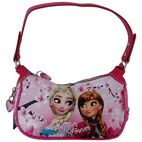 Generique Disney Frozen Shoulder Bag Licensed Article Multicoloured 16x18x4cm