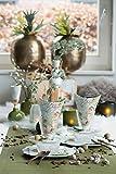 Papier Servietten Lunch Fest Party ca 33x33cm Herbst Autumn Weihnachten Winter Picture - 3