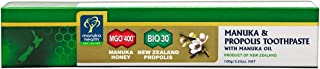 Manuka-Propolis Zahnpasta - Zahncreme mit Manuka Honig MGO400 & Propolis 100ml