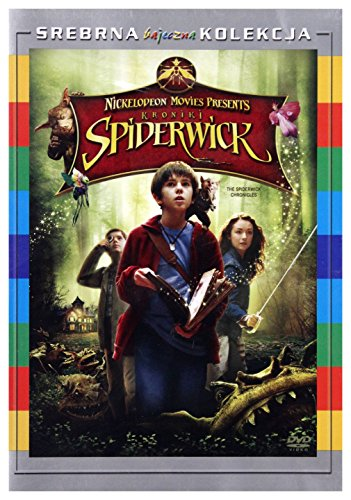 Spiderwick Chronicles, The [Region 2] (IMPORT) (Keine deutsche Version)