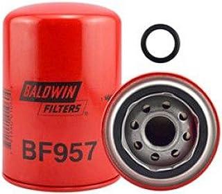 Baldwin Filters Fuel Filter, 5-7/16 x 3-11/16 x 5-7/16 In
