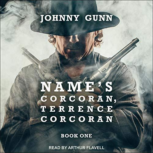 Name's Corcoran, Terrence Corcoran audiobook cover art