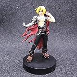Rqcaxn Nendoroid Link Anime Fullmetal Alchemist Edward Elric Figura Modelo Juguetes Aproximadamente ...