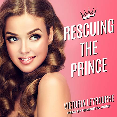 Rescuing the Prince audiobook cover art
