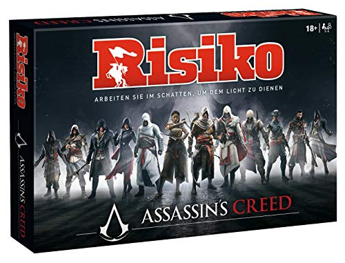Winning Moves -   Risiko Assassin's