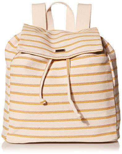 Roxy Damen Bikini Life Beach Backpack Rucksäcke, elfenbeinfarben/cremefarben, 1 Größe