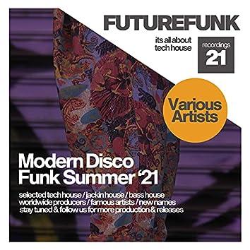 Modern Disco Funk (Summer '21)