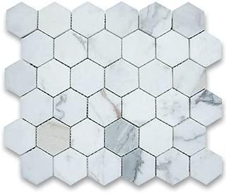 calacatta gold marble tile price