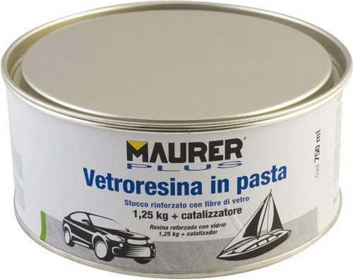 STUCCO PER VETRORESINA 750 ml.