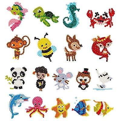 Sinceroduct Diamond Painting Sticker Craft Kits...