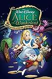 A4'Alice im Wunderland' Poster Print, VERSAND INNERHALB