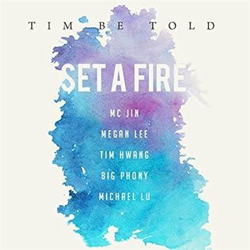 Set a Fire (feat. MC Jin, Megan Lee, Tim Hwang, Big Phony & Michael Lu)
