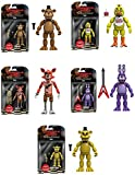 Funko Five Nights at Freddy's 5-inch Series 1 Action Figures (Set of 5)