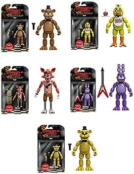 fnaf funko action figures
