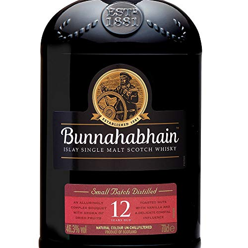 Bunnahabhain(ブナハーブン)『ブナハーブン12年』
