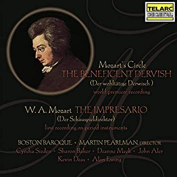 Mozart's Circle: The Beneficent Dervish - Mozart: The Impresario, K. 486
