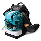 Cuatro tiempos gasolina soplador de aire forestal viento extintor de jardín hoja/soplador de nieve correa removedora espesa a prueba de golpes a prueba de golpes