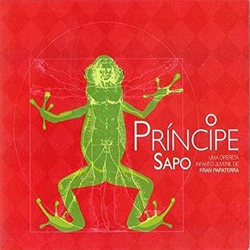 O Príncipe Sapo (Uma Opereta Infanto Juvanil)