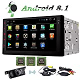 Best EinCar 2 Din Stereos - Android 8.1 Car Navigation Double Din Car Stereo Review