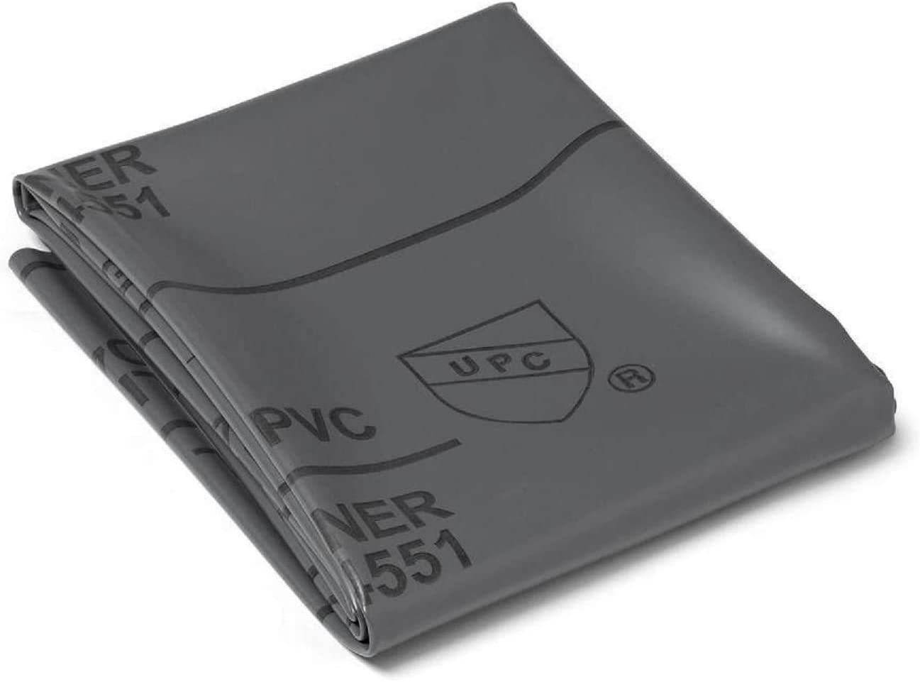 Shower Pan Liner 40 mil x PVC 14' Sale special price depot Grey 6'