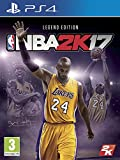 NBA 2K17 - édition legend - PlayStation 4 - [Edizione: Francia]