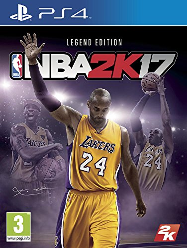 NBA 2K17 - Édition Legend [Importación Francesa]