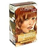 Superior Preference Rich Luminous Conditioning Colorant, Level 3 Permanent, Lightest Auburn/Warmer 7LA (Pack of 2)