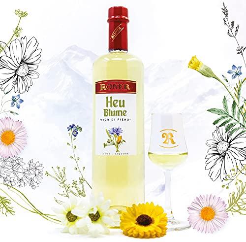 Roner Roner HEUBLUME Fior di Fieno Liquore 25% Vol. 0,7l - 700 ml
