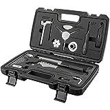 Birzman Essential Tool Box Werkzeuge, Schwarz (Außenbox), Einheitsgröße