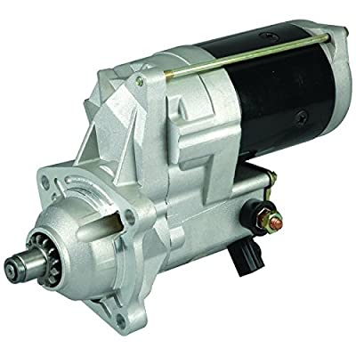 New Starter Replacement For 1988-1993 Dodge 5.9L Diesel Cummins D250 D350 W25 W350, Replacement For 4428221, 3604630RX, 3912084, 3935890, 128000-4911