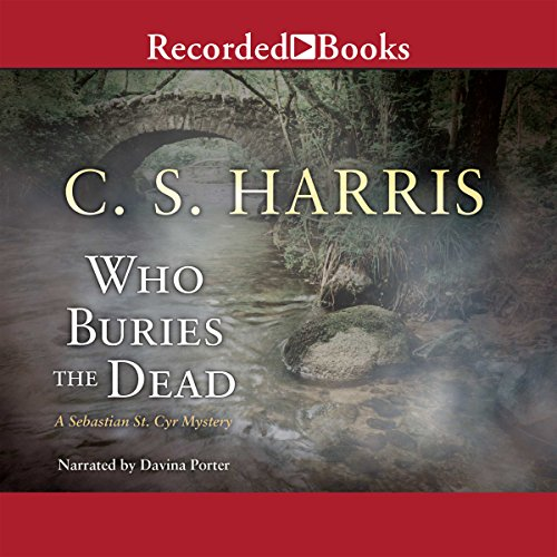 Who Buries the Dead audiobook cover art