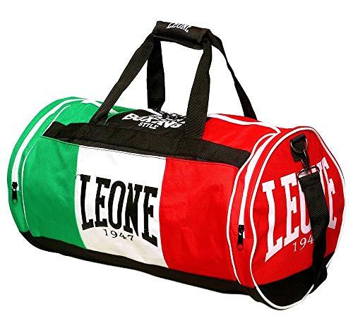 Leone 1947 Italy Borsone Sportivo, Tricolore, Taglia Unica