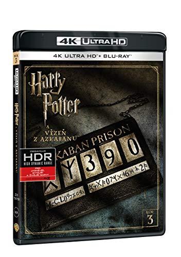 Harry Potter a Vezen z Azkabanu 2BD (UHD+BD) / Harry Potter and the Prisoner of Azkaban (Tschechische Version)