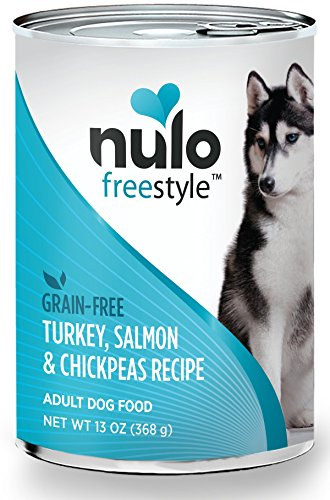 Nulo Grain Free Canned Wet Dog Food (13 oz,...