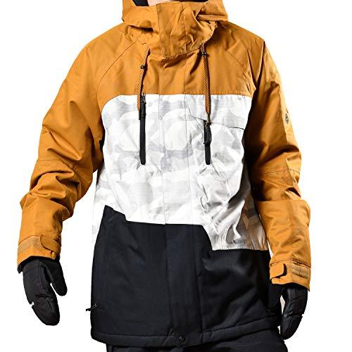 Herren Snowboard Jacke 686 Geo Insulated Jacket