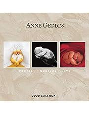 Geddes, A: Anne Geddes: Protect Nurture Love 2020 Square Wal