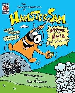 evil hamster attack