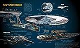 72Tdfc Star Trek Dificultad Alta,3D Juguetes Juegos Madera Infantiles Premium 1000 Piezas Adultos Pzas Puzzle Impossible Departamento La Niña Rompecabezas Niño Fantasía Final