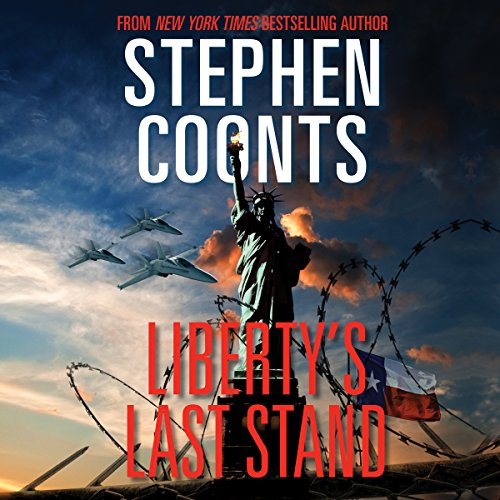Liberty's Last Stand cover art